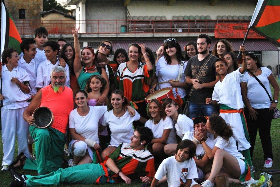Chiusi: Le Biffe vince il torneo femminile di palla al bracciale
