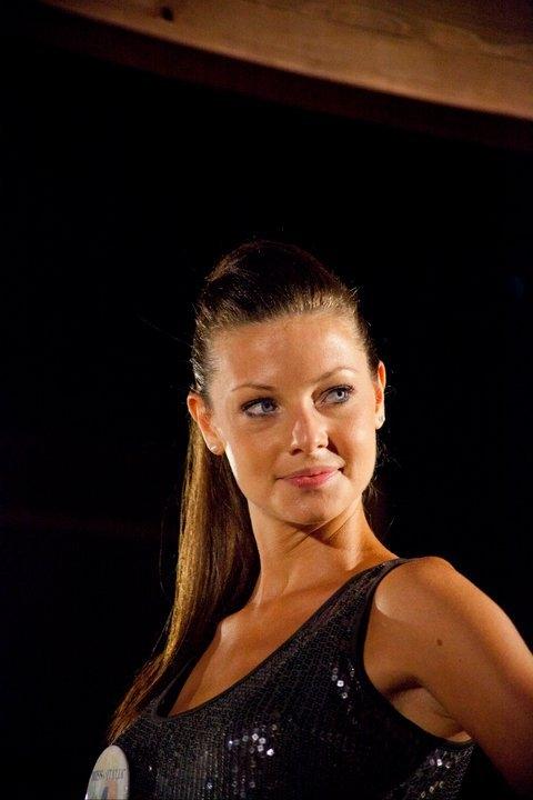Michela Albiani nella Top Ten di Miss Italia