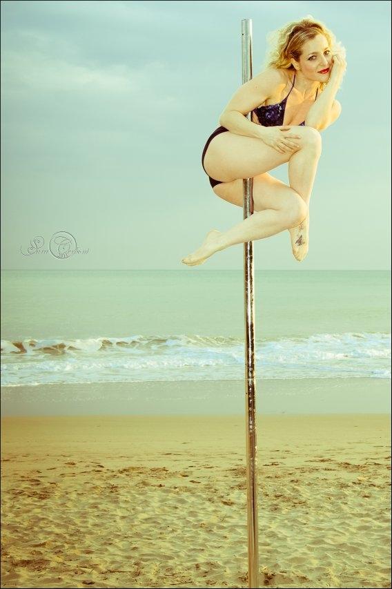 La Pole Dancer Sara Brilli di nuovo ai Mondiali in rappresentanza dell'Italia