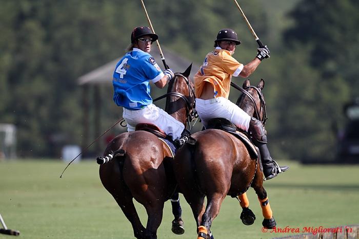 PlayOff per i Mondiali di Polo: le foto di Andrea Migliorati