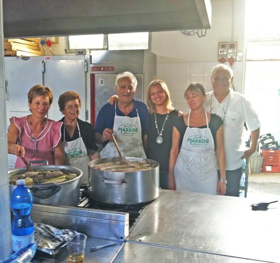 Marciano: anche Beppe Bigazzi plaude al De.Co. per il