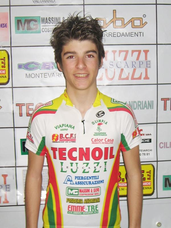 Ciclismo: al memorial Jacopo Ceccarelli dominio dei giovani ciclisti della Valdichiana