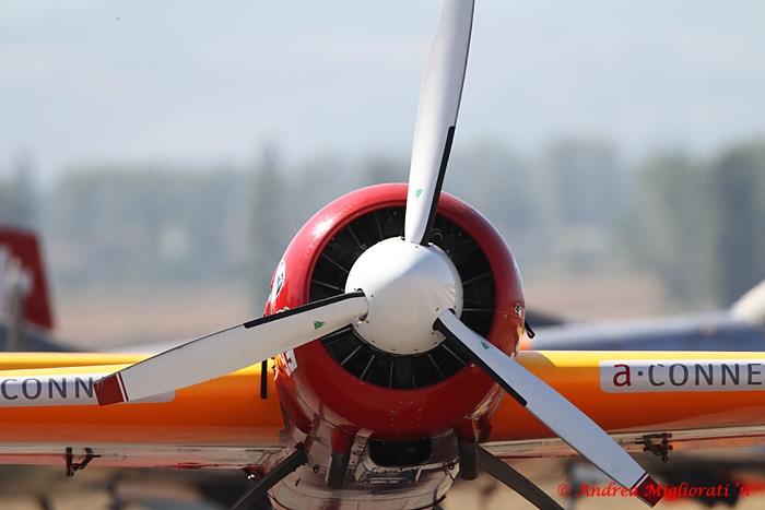 Campionato Mondiale di Volo Acrobatico: le foto