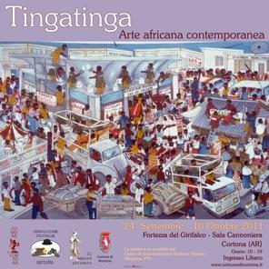 Cortona: mostra d'arte africana