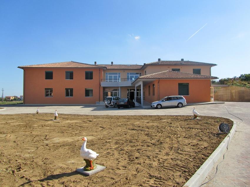 Nuovo polo scolastico a Cesa: oggi l'inaugurazione