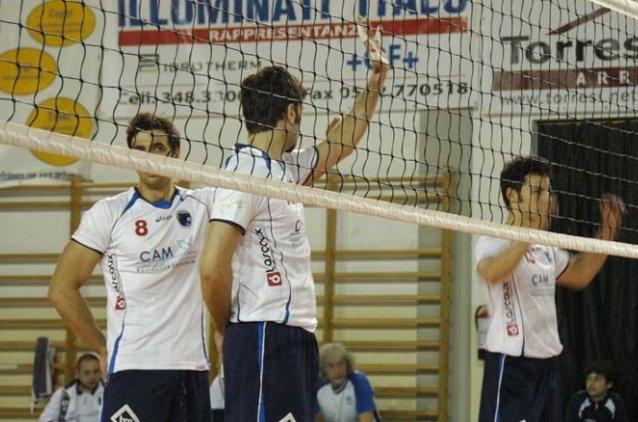 Cortona Volley, amichevole oggi al Palaciotola