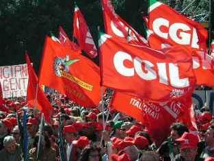 CGIL in Piazza a Camucia il prossimo 14 Ottobre