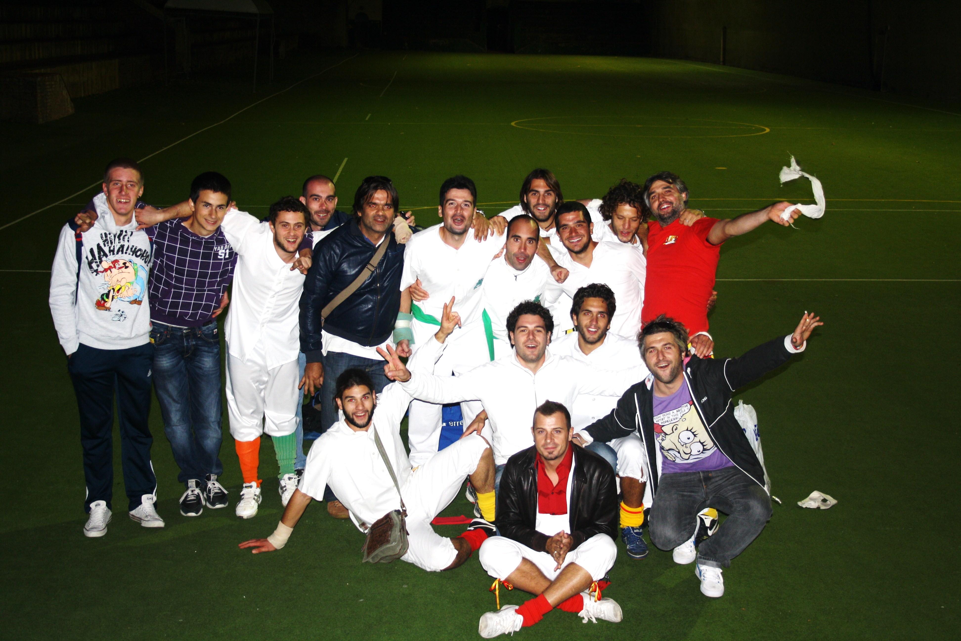 Chiusi vince il campionato di Serie B di Palla al Bracciale