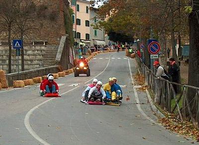 Sinalunga: il rione Frati vince la Carriera di San Martino