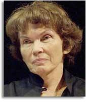 E' morta Danielle Mitterrand, moglie di Francois e grande amica di Cortona