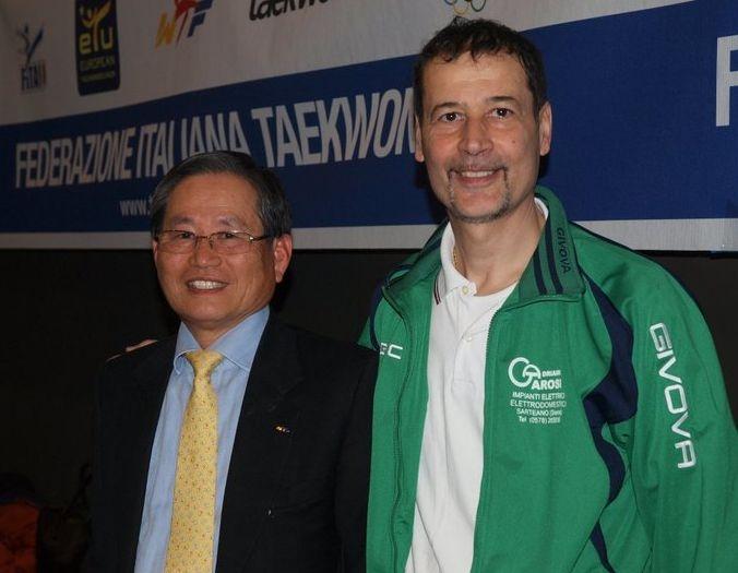 Kouros Taekwondo: stage a Chianciano col Direttore tecnico della nazionale di Forme