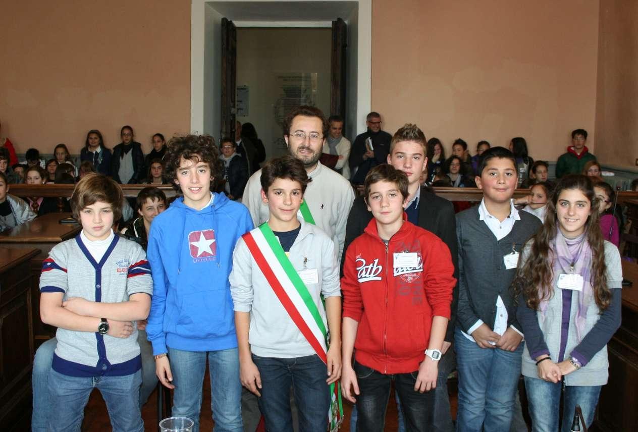 Montepulciano, eletto il Sindaco dei ragazzi