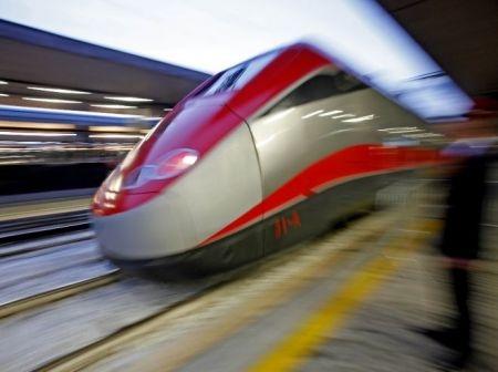 """""""Alta velocità"""" tra Chiusi e Siena"""