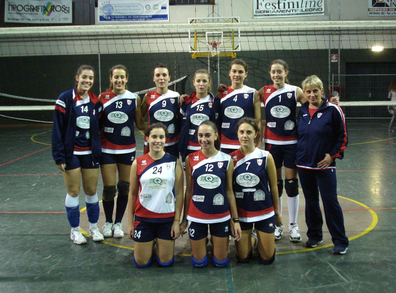 Volley: l'Under 18 della Polisportiva Montepulciano vince il derby con la Poliziana
