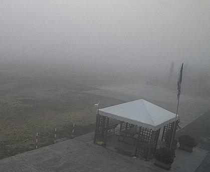 Tra sole, nebbia e gelo