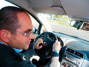 L'Assessore ai trasporti della regione inaugura i corsi alla Strasicura
