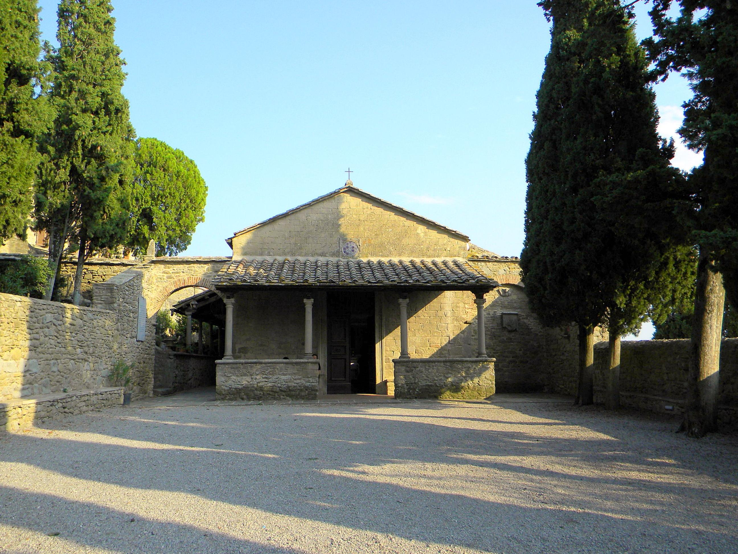 Cortona, interventi sulla Chiesa di San Niccolò