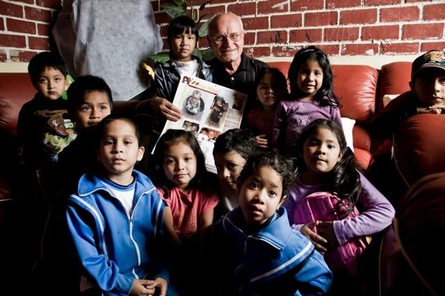 Da Castiglioni solidarietà in Perù