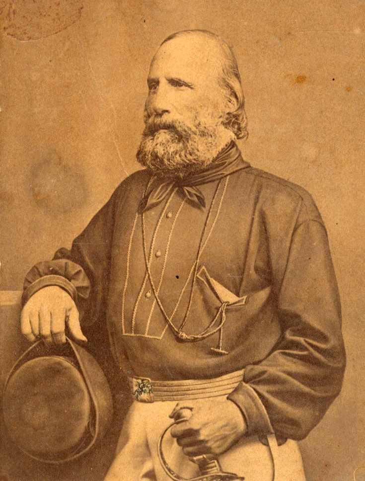 Cortona ricorda i suoi Garibaldini