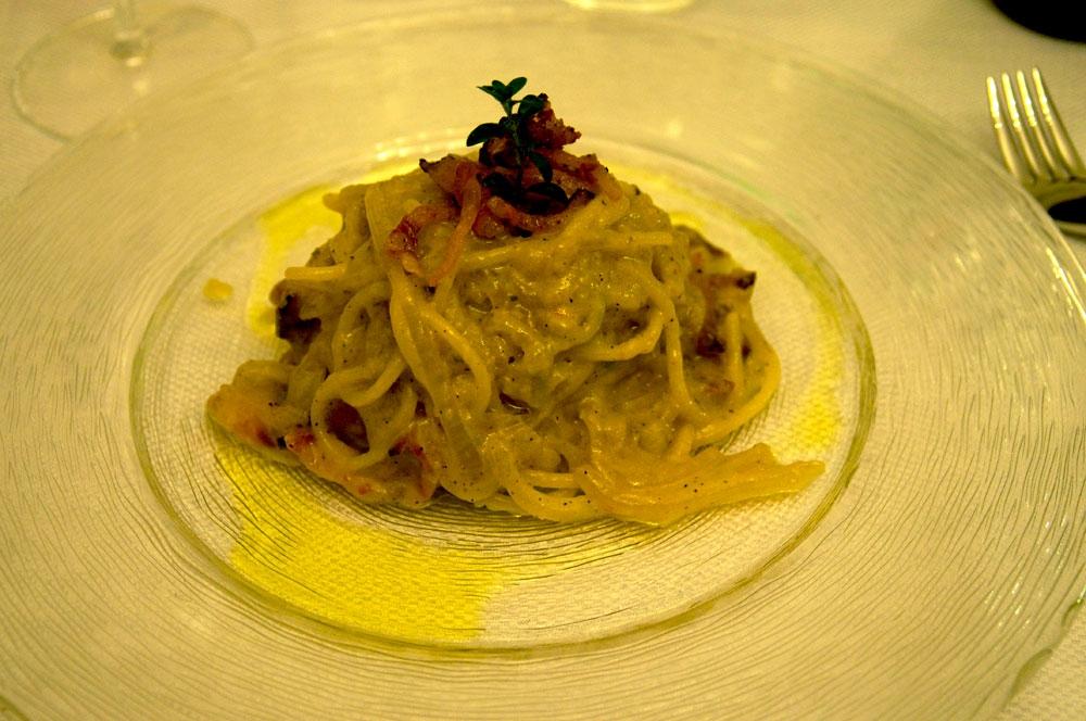 Casale di Brolio, anche il ristorante promette qualità