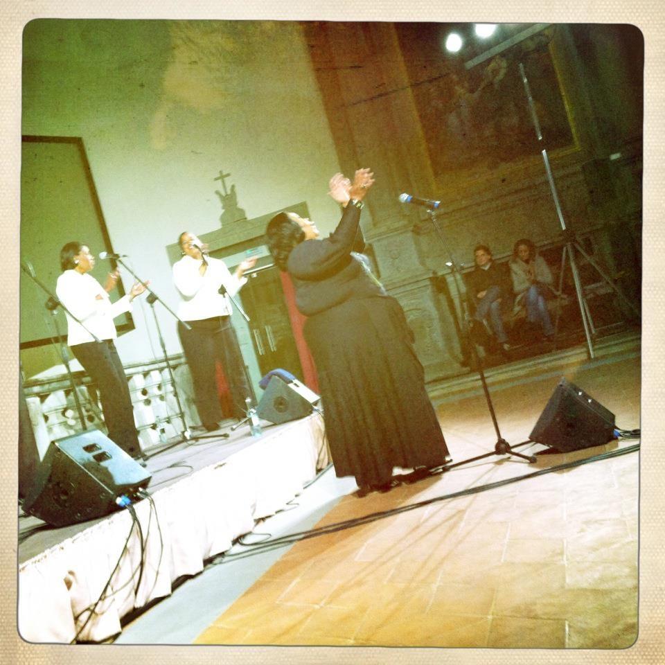 Un Santo Stefano a tutto Gospel: grande Kathy Taylor a Cortona