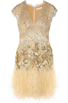 Matthew_Williamson_Feather_and_crystal-embellished_lace_dress
