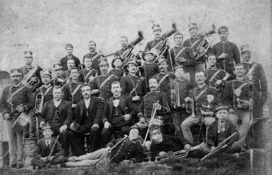 """Marciano: Concerto di S.Cecilia nel 135° anno della fondazione della """"Grande Banda"""""""