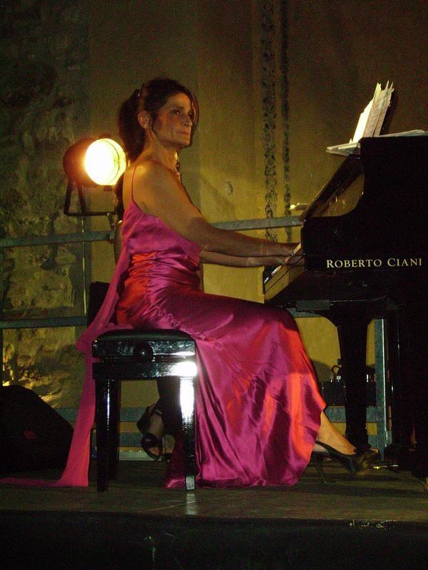 Leonora Baldelli, pianista per il Papa: la nostra intervista