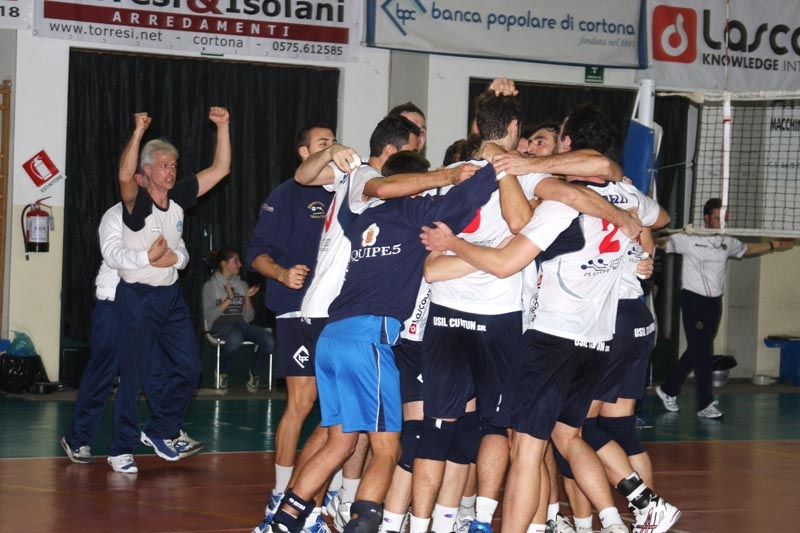 Domenica positiva per il Cortona Volley: doppia vittoria