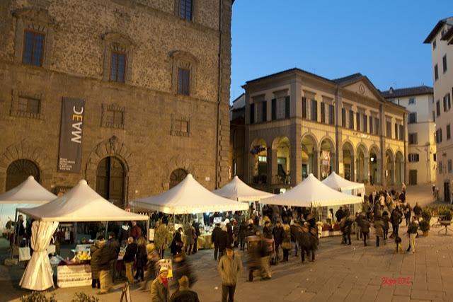 Cortona, le foto della festa dell'Olio