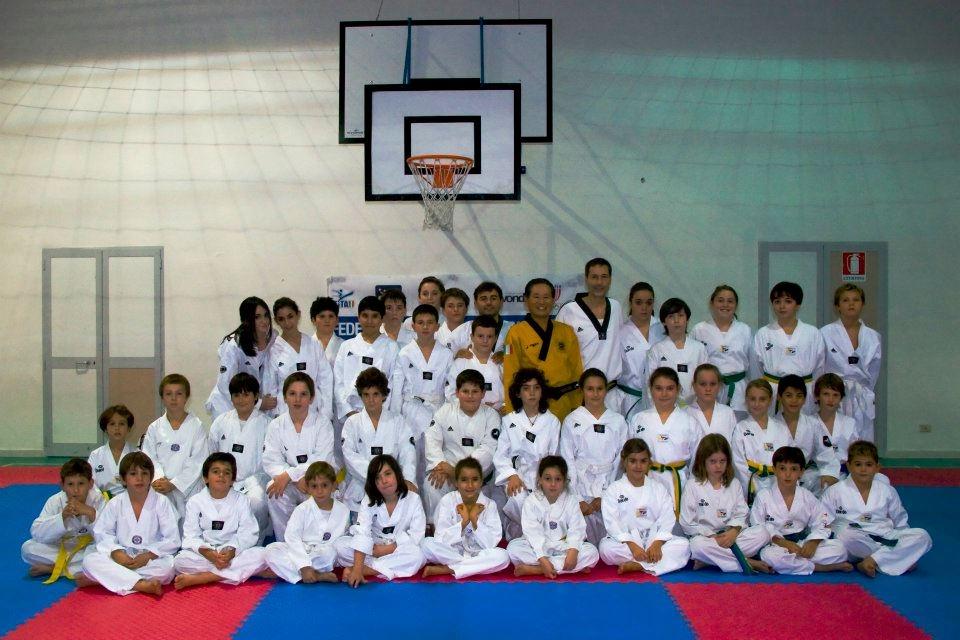 Kouros Taekwondo: parte la stagione agonistica dei più piccoli