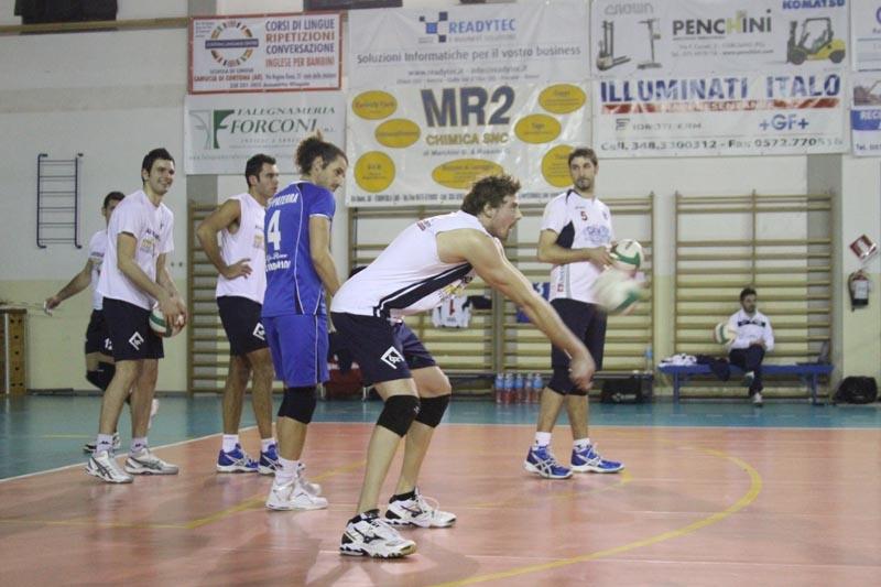 Cortona Volley sempre più lanciato: squadra maschile e femminile vincenti in trasferta