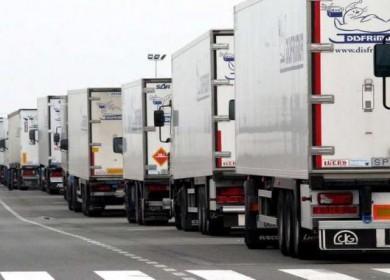 Protesta dei camionisti: bloccata l'uscita Valdichiana della A1