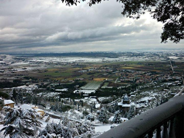 Nuova allerta meteo: dovrebbe tornare la neve