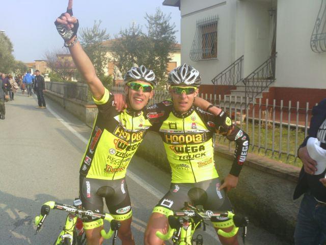 Ciclismo: Testi trionfa al GP La Torre