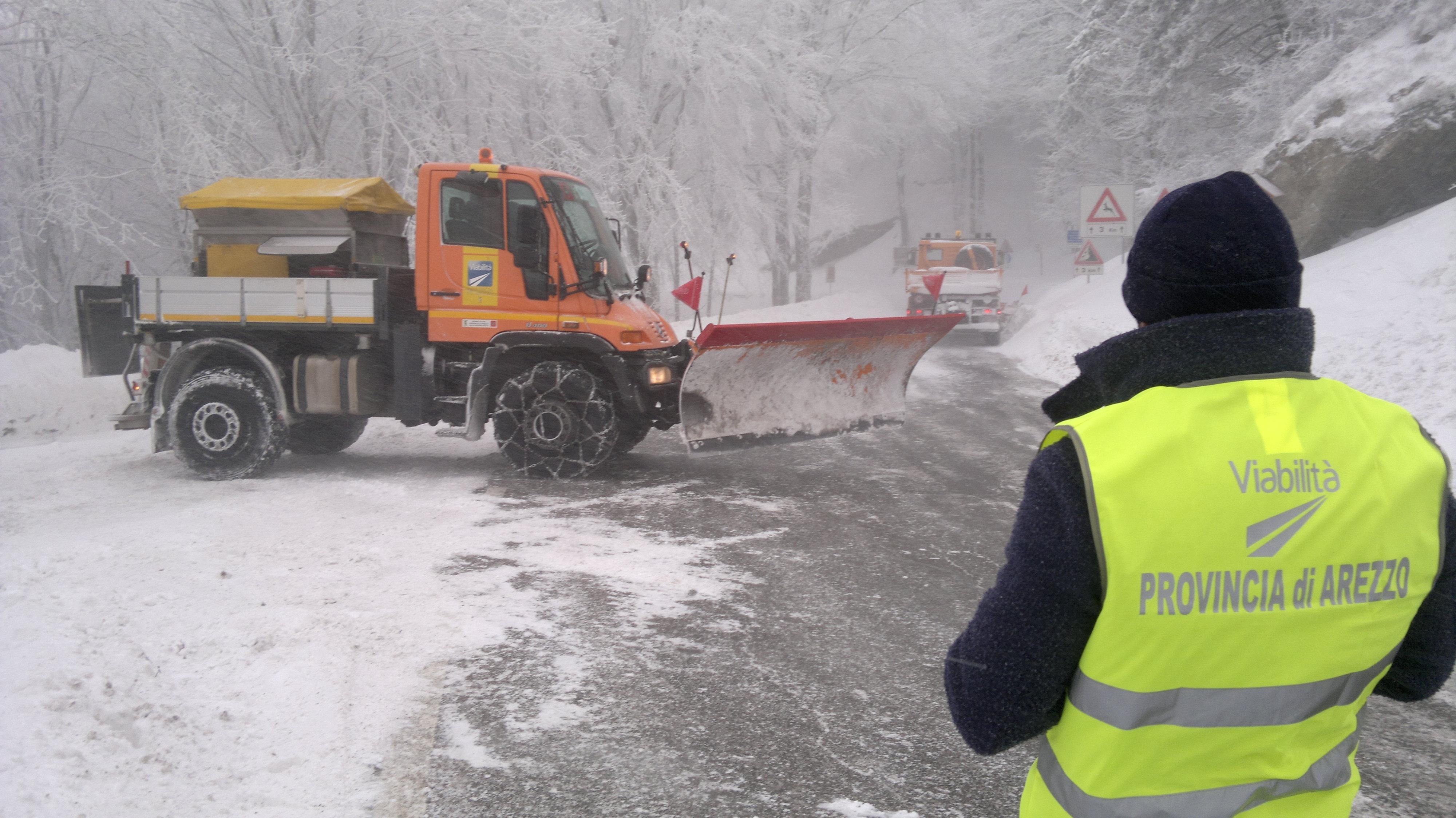 Bollettino provinciale situazione neve: ultimi aggiornamenti