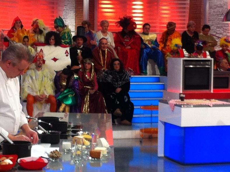 Il Carnevale di Foiano in onda a