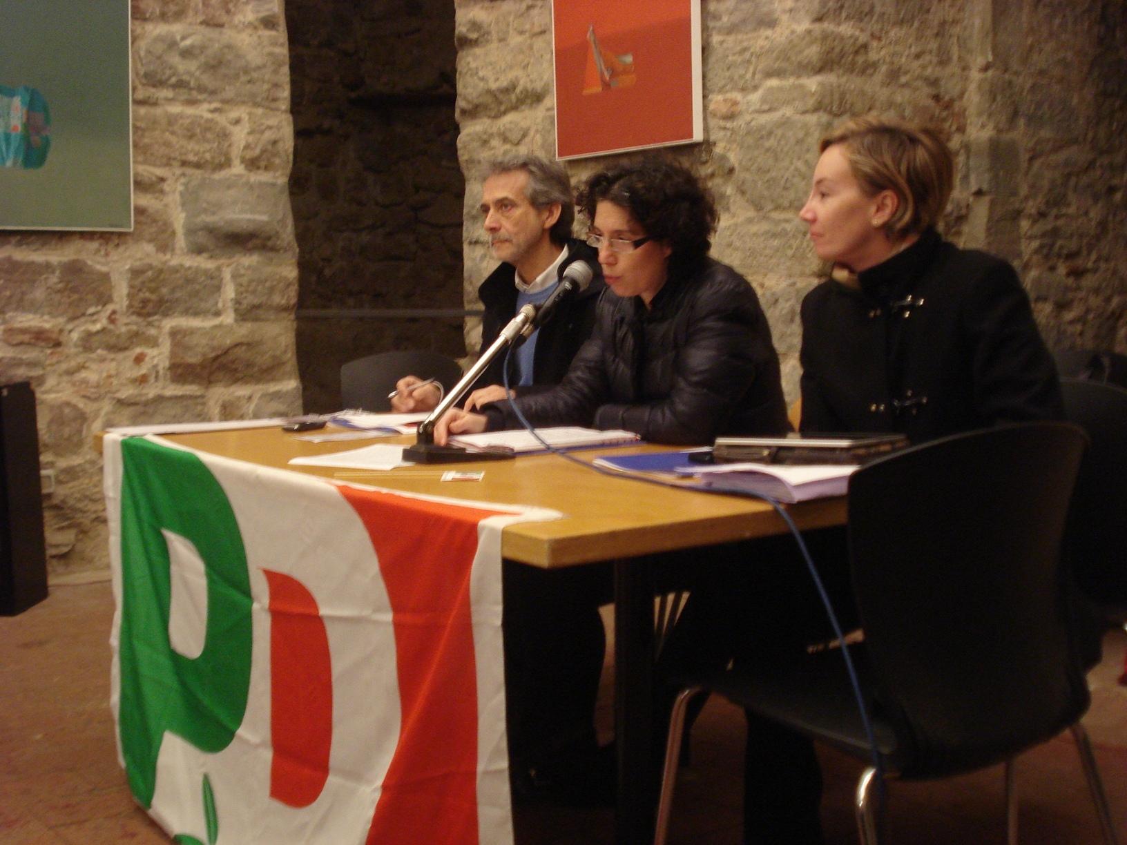 Giombetti (PD):