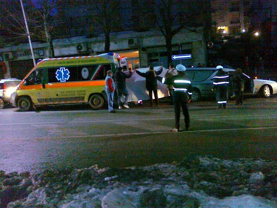 Chianciano: 49 enne muore in un incidente nel pieno centro cittadino