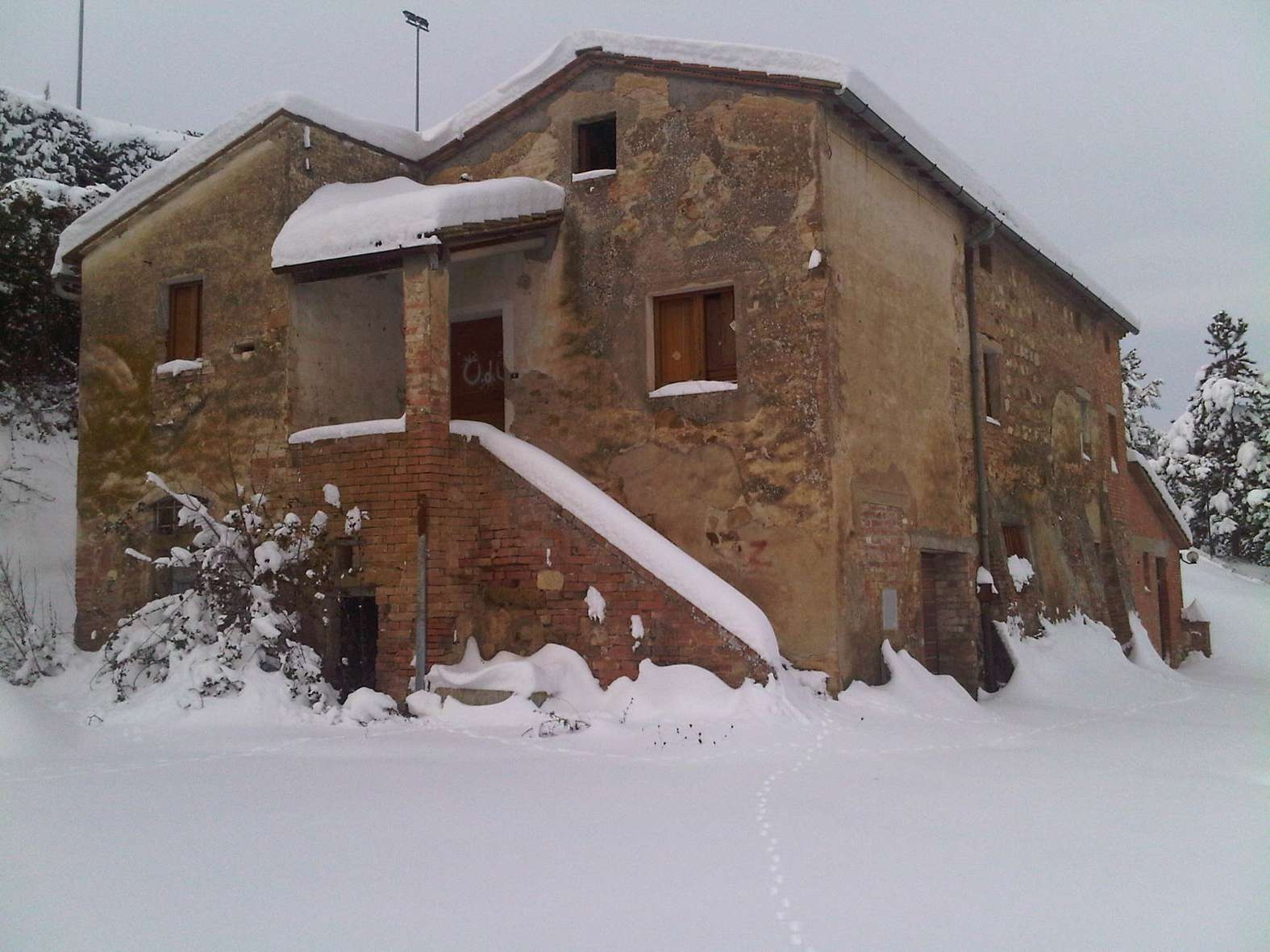 Montepulciano: all'asta il casale comunale di Via di Martiena