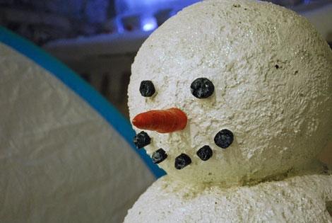 La neve e la banalità