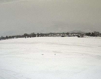 Nevicate in attenuazione ma arriva il gran gelo