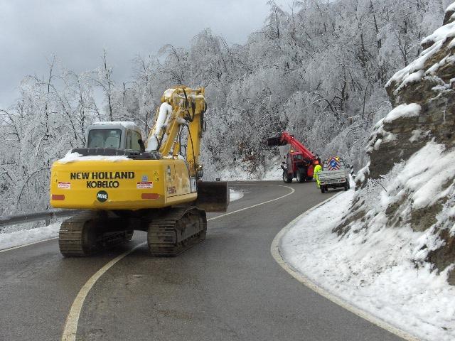 Emergenza neve: ultimi aggiornamenti
