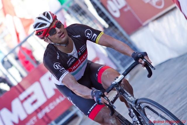 Strade bianche: Bennati in fuga da solo, ma vince Cancellara. Le foto