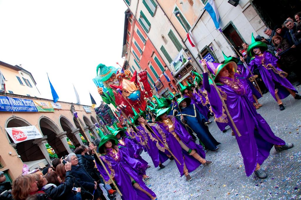 Carnevale di Foiano: hanno vinto i Rustici