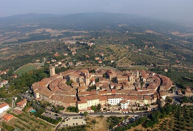 MixItalia, trasmissione di Rai Uno, fa tappa a Lucignano
