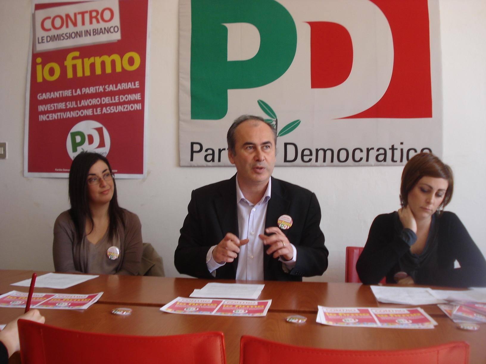 Marco Meacci (PD):