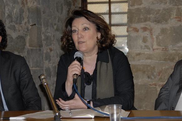 Monte San Savino, ecco Margherita Scarpellini, la candidata del centrosinistra