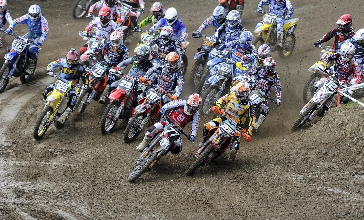 Motocross: a Gioiella Inernazionali d'Italia con Samuele Bernardini