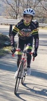 Ciclismo, sorprendente Simone Ottavi, quinto a San Giusto